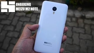 Unboxing & First Impression Meizu M2 Note (demo) Indonesia