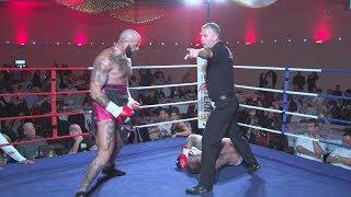 Classic IBA Boxing - Aran Boyd v Darren Thompson - City Pavilion