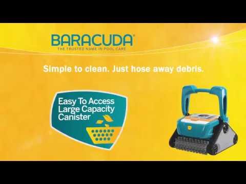 Baracuda Captura Robotic Pool Cleaner