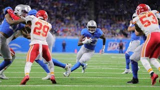Best plays from Lions vs. Chiefs