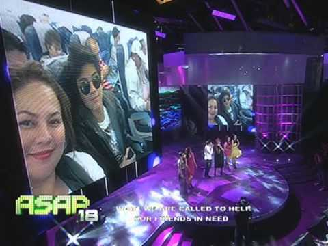 ASAP Uncut : Daniel, Janella & Julia pay tribute to their Moms