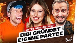 OMG: Bibi gründet eigene PARTEI! • Rezo besucht Böhmi! | #WWW