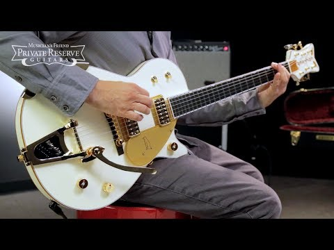 Gretsch Guitars Vintage Select G6134T-58 Penguin with Bigsby Electric Guitar