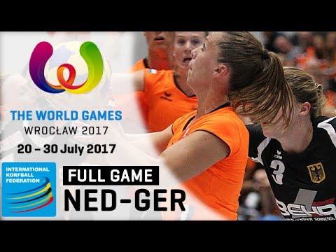 IKF WG 2017 NED-GER