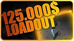 125.000$ Loadout! Die teuersten CSGO Skins jeder Waffe!