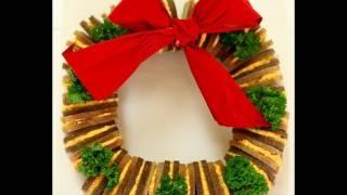 Pimento Cheese Sandwich Wreath