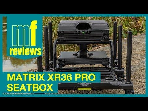 Matrix XR36 Pro Seatbox