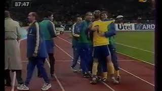 Гол Шевченко в ворота Филимонову матч Россия Украина