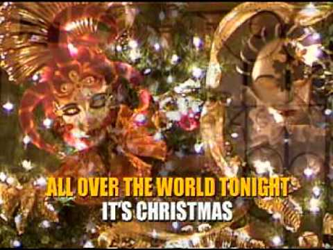 Sharon Cuneta - It's Christmas All Over The World - YouTube