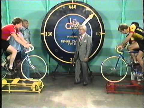 World Of Sport 1981 - Rollercycling Derby