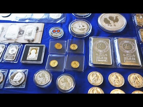 2016 End of Year Gold and Silver Stack Update