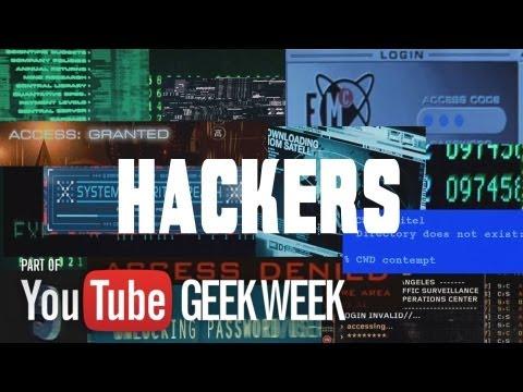 Hackers, hackers, hackers