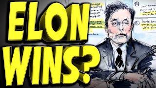 "Elon ""Pedo Guy"" Musk Won His Lawsuit - TechNewsDay"