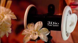 asmr 10 delicate vanilla triggers 3dio microphone