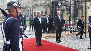 UN chief's visit highlights support for Colombia's peace process thumbnail