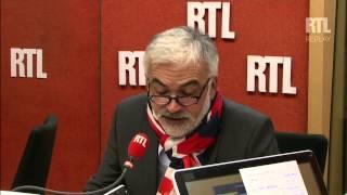 """""""Vincent Lindon ne joue pas, il est"""", lance Pascal Praud"""