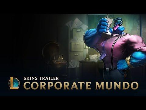 Corporate Mundo | Skins Trailer - League of Legends