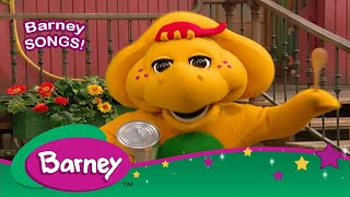Barney|Nursery RHYMES|You Can Make Music With ANYTHING!