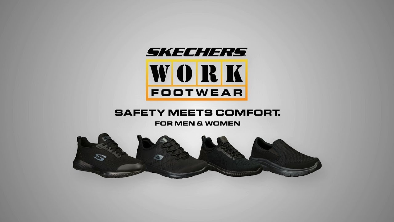f65bb61fd2bd62 Skechers Work Shoes | Shoe Carnival
