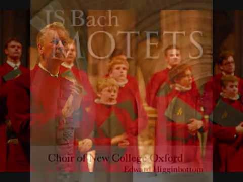 Choir of New College, Oxford - Motets(Bach)