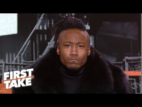 Brandon Marshall wants Antonio Brown, Steelers to reconcile | First Take