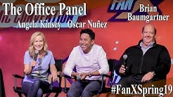 The Office Panel - Full Panel/Q&A - FanX Spring 2019