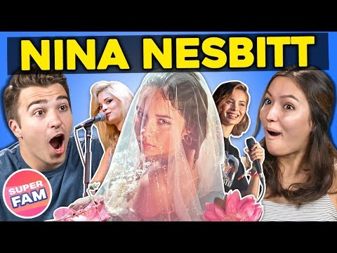 Generations React To Nina Nesbitt (Scottish Singer/Songwriter)