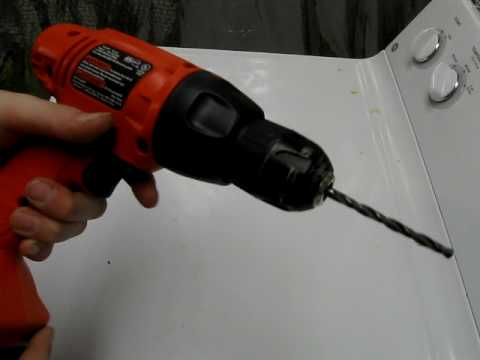 my tools black and decker 12 volt drill driver youtube. Black Bedroom Furniture Sets. Home Design Ideas