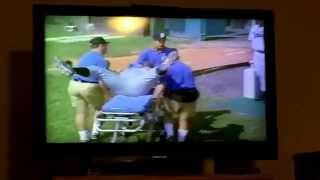 Opening to Major League: Back to the Minors 1998 Screening VHS