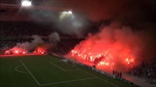 Hammarby HELL HOOLIGANS No pyro no party!