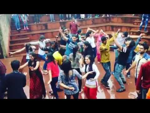 Himachali Boys and Gilrs Dancing in Mall Road Shimla