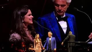 Andrea Bocelli - Por ti volaré - México 🇲🇽 - 19 de febrero, 2019
