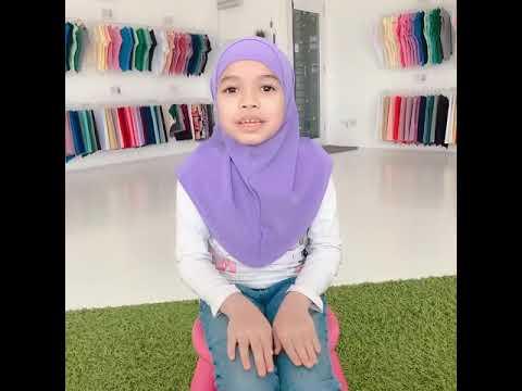 Fuji Hijab (Syria) Kids Hijab