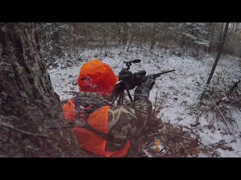 GREAT Doe Hunt | Delaware Whitetail Deer Hunting
