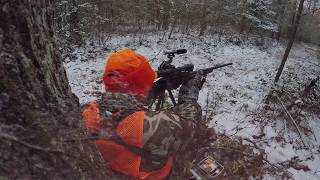 GREAT Doe Hunt | Delaware Whitetail Deer Hunting