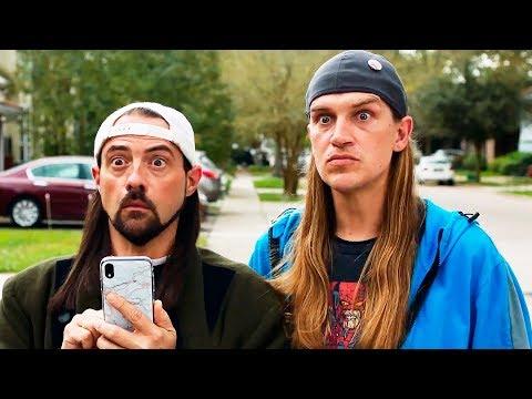 Джей и молчаливый Боб: Перезагрузка — Русский трейлер (2019)