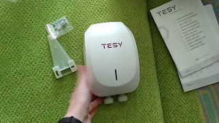 Проточный системный водонагреватель TESY IWH80X02IL : распаковка + общий обзор(, 2017-05-15T16:13:35.000Z)