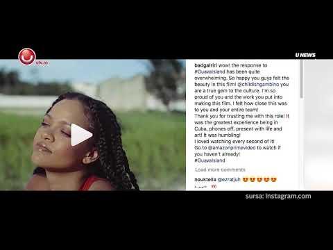 UNEWS: Riri & Gambino | Movie Time @Utv 2019