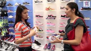 Get sporty with a wide range of Skechers shoes