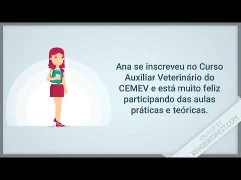 CEMEV - Curso Auxiliar Veterinário