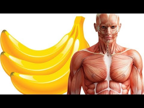If You Eat 2 Bananas Everyday For 1 Month This Is What Happens To Your Body!