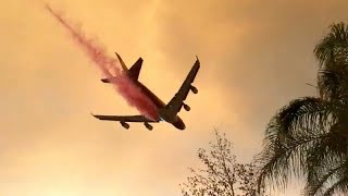 Kalifornia: tovább tombol a Szent tűz