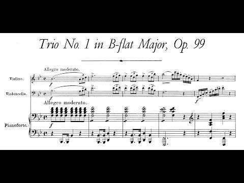 Schubert: Piano Trio No.1 in Bb, D.898 (Trio Dali)