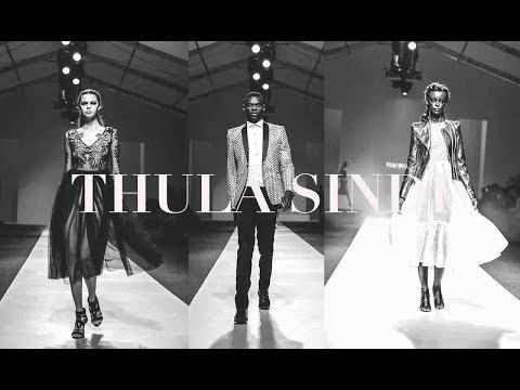 BN Video Network: Thula Sindi I Mercedes-Benz Fashion Week