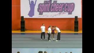 SK Peacocks opava spirit cheer cup 2011