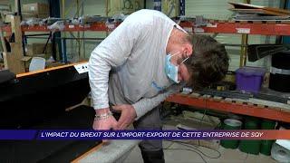 Yvelines | L'impact du Brexit sur l'import-export de cette entreprise de SQY