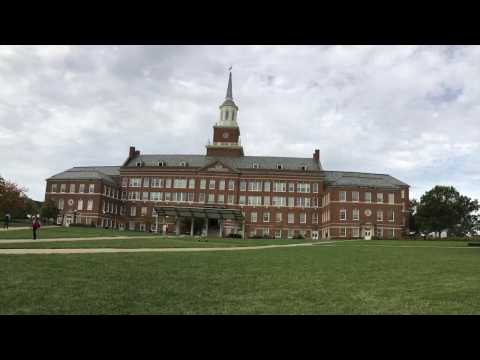 University of Cincinnati - A Tour