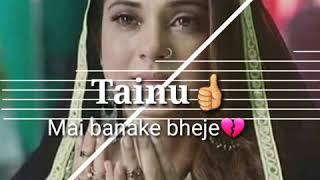 Agle janam vich allah aisa khel rachake bheje    Sad whatsapp status    Female version..