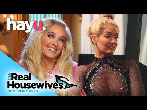 Erika Girardi's Alter Ego Erika Jayne | Real Housewives of Beverly Hills