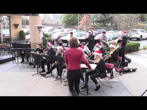 Frosty the Snowman - Jazz 1 - Mill Creek Town Center - 12/01/2018